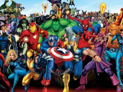 Marvel Graphic Novel Hachette