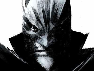 Batman Sean Gordon Murphy DC Black Label