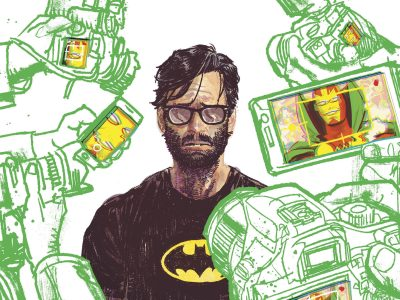 Mister Miracle Mitch Gerads