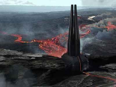 Darth Vader Fortezza