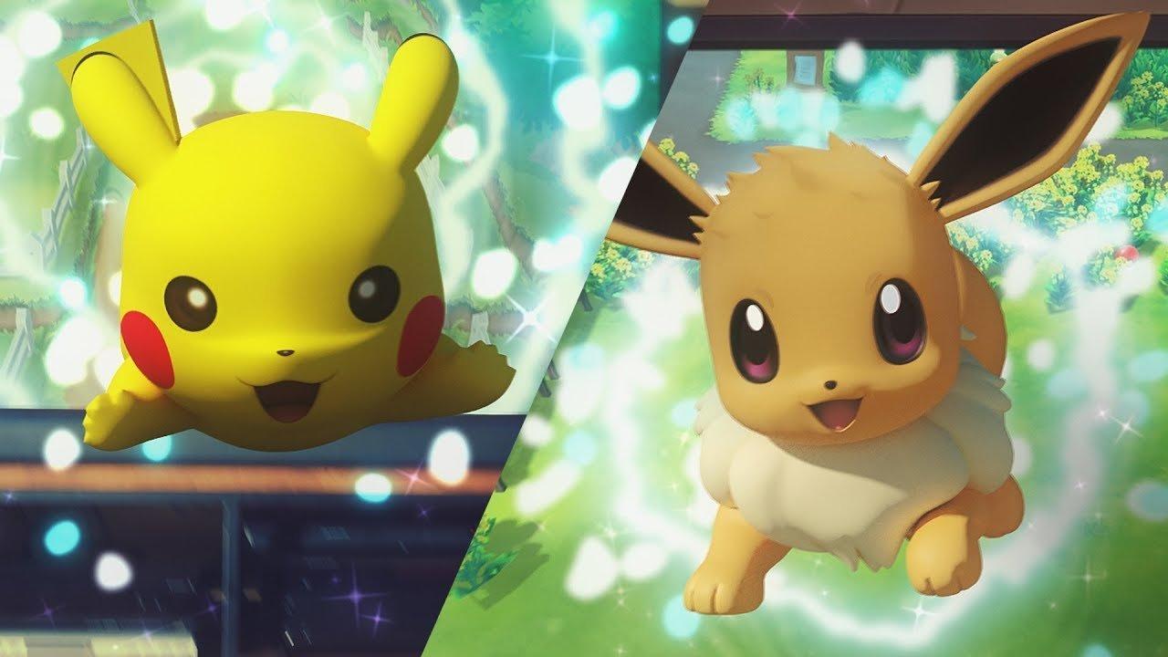 pokemon pikachu eve