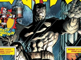 Batman Giant Nick Derington