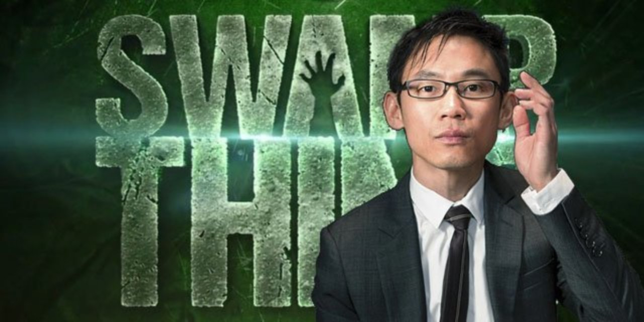 Swamp Thing James Wan