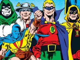 Stargirl Justice Society of America JSA
