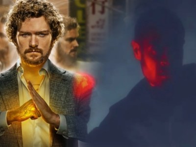 Marvel's Iron Fist Davos Sacha Dhawan