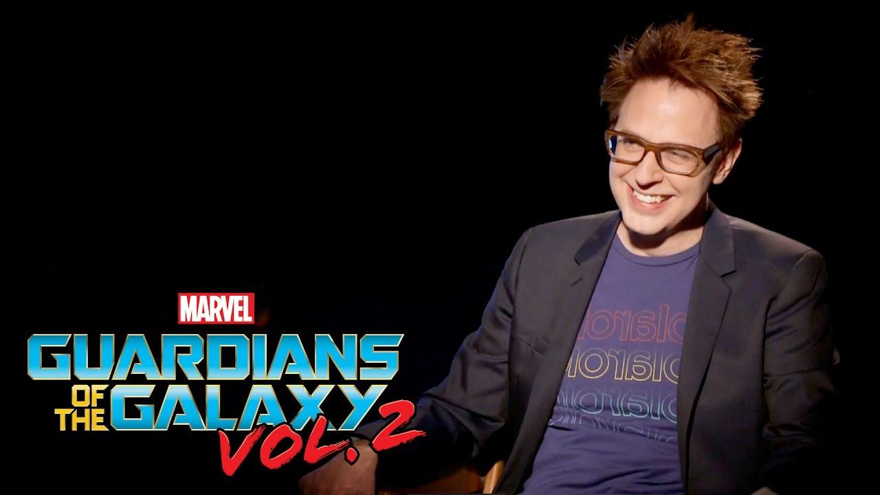 Marvel Studios James Gunn Guardiani della Galassia Vol.3