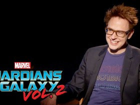Marvel Studios James Gunn Guardiani della Galassia Vol.3