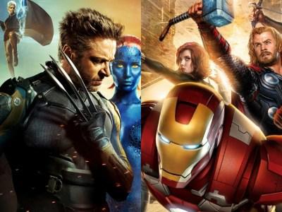 Avengers 4 X-Men