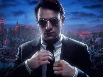 Marvel's Daredevil Charlie Cox