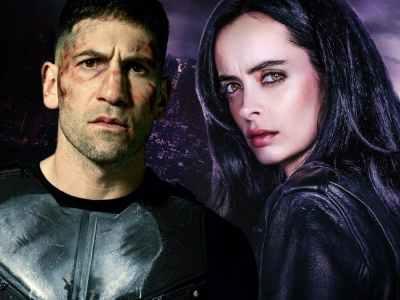 Netflix Marvel The Punisher e Jessica Jones