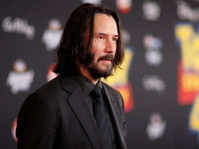 Keanu Reeves cinema america