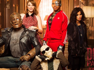 SDCC doom patrol