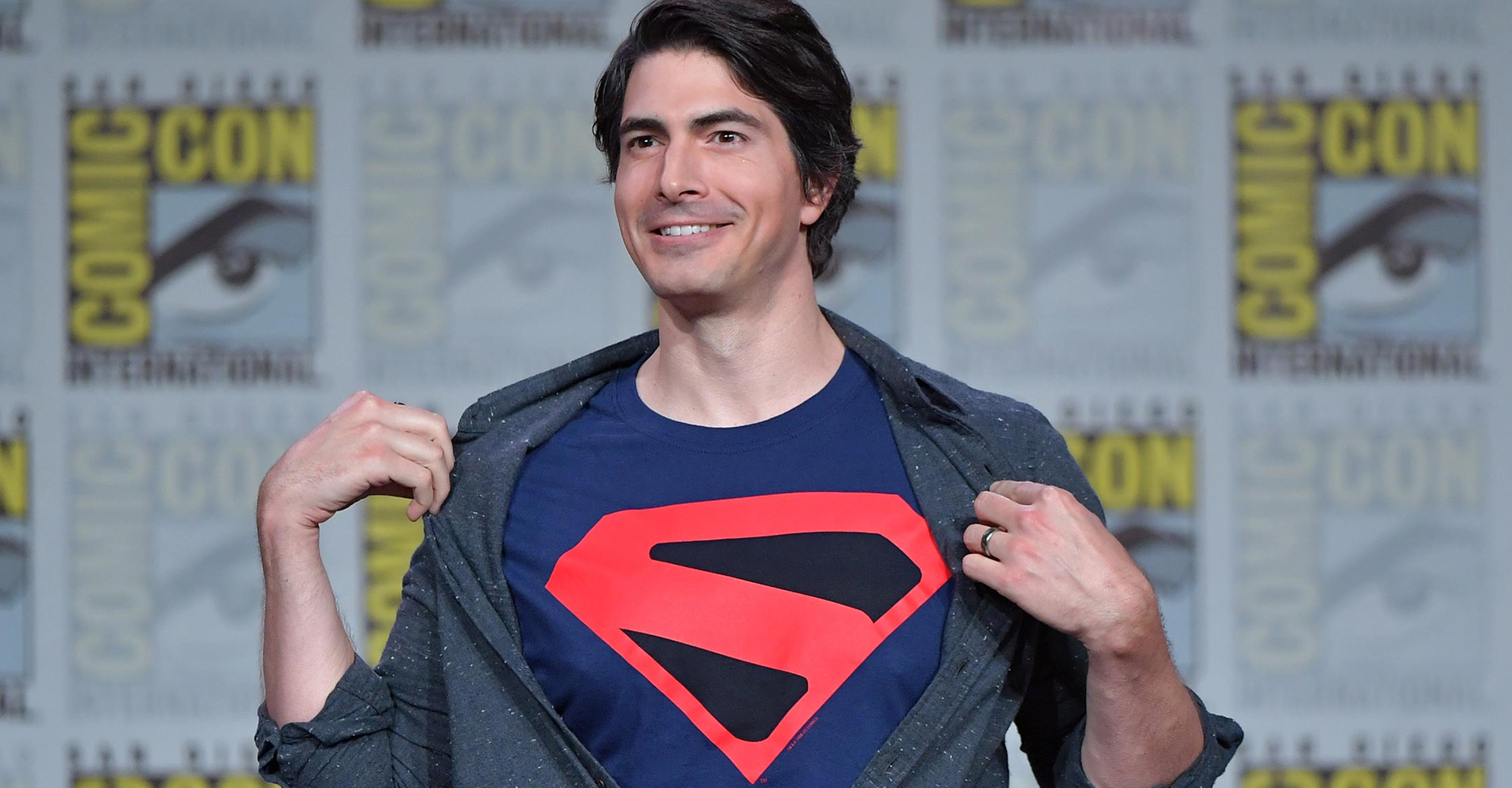 Kingdom Come Brandon Routh