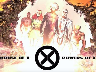 Jonathan Hickman X-Men