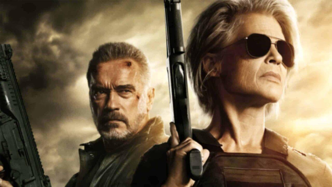 Terminator: Destino Oscuro, è il sesto capitolo della saga di Terminator, nonostante Cameron voglia riportare la serie alle basi dei primi due film cancellando quindi Le Macchine Ribelli, Salvation e Genisyis: