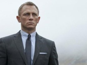 Daniele craig no time to die james bond