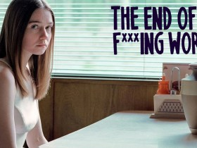 Netflix The End of the F***ing World