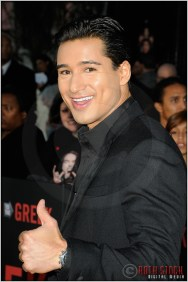 "Mario Lopez at the World Premiere of ""Get Him To The Greek"""