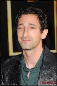 """Adrien Brody at the World Premiere of """"Iron Man 2"""""""