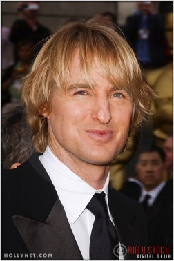 Owen Wilson at the 76th Annual Academy Awards®
