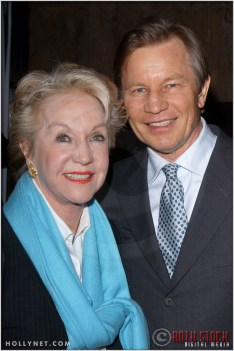 Michael York and his wife Patricia McCallum