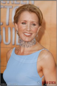 Felicity Huffman arriving at the 11th Annual Screen Actors Guild Awards