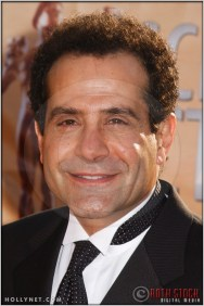 Tony Shalhoub arriving at the 11th Annual Screen Actors Guild Awards