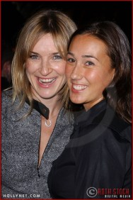"Ever Carradine and Candice Carradine attend the Los Angeles Premiere Screening of ""Kill Bill Vol. 1"""