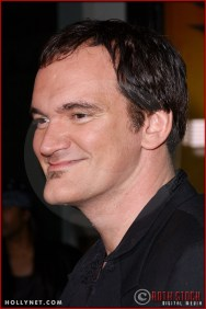 "Quentin Tarantino attends the Los Angeles Premiere Screening of ""Kill Bill Vol. 1"""