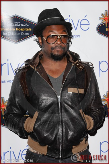 Will.i.am attends the Official Justin Timberlake and Friends Charity Concert After-Party