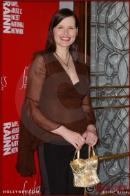 """Actress Geena Davis attends """"Of Corsets For A Good Cause"""" 2nd Annual Lingerie Art Auction & Fashion Show"""