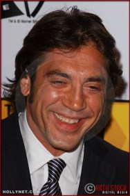 Javier Bardem arrives at the Broadcast Film Critics Association 10th Annual Critic's Choice Awards