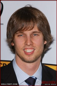 Jon Heder arrives at the Broadcast Film Critics Association 10th Annual Critic's Choice Awards