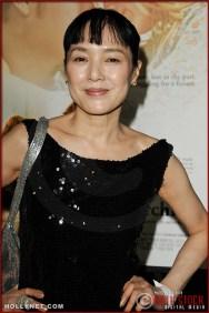 "Kaori Momoi attends the premiere of ""The Yellow Handkerchief"""