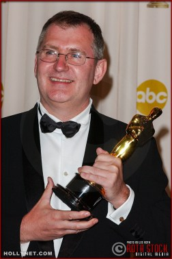 Martin Walsh in the Press Room at the 75th Annual Academy Awards®