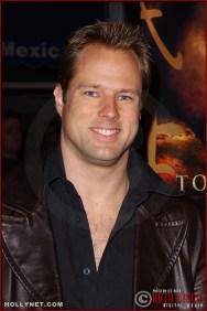 "Actor Steve Wilder attends the U.S. premiere of ""The Last Samurai"""