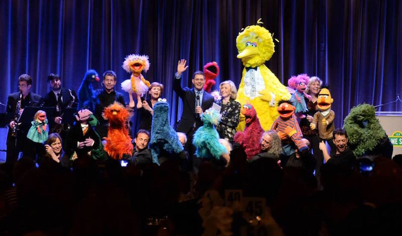 New 5 Year Partnership between HBO and Sesame Workshop