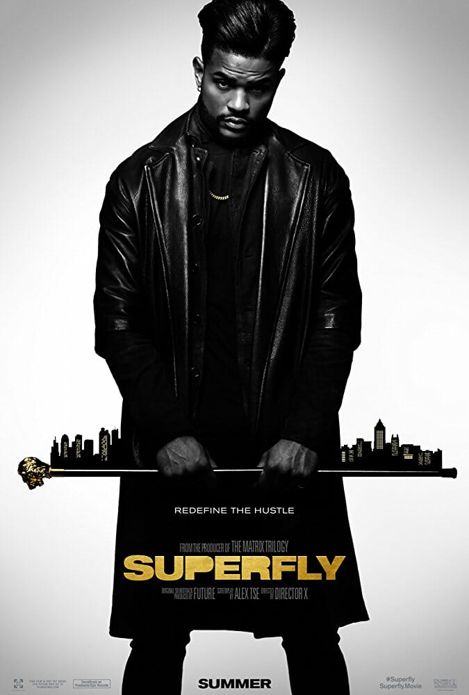"""9e755be7b Preview  Get ready for the remake of the 1972 film """"SuperFly ..."""