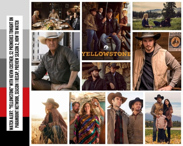 """Watch Alert: """"Yellowstone"""" with Kevin Costner, Season 2"""