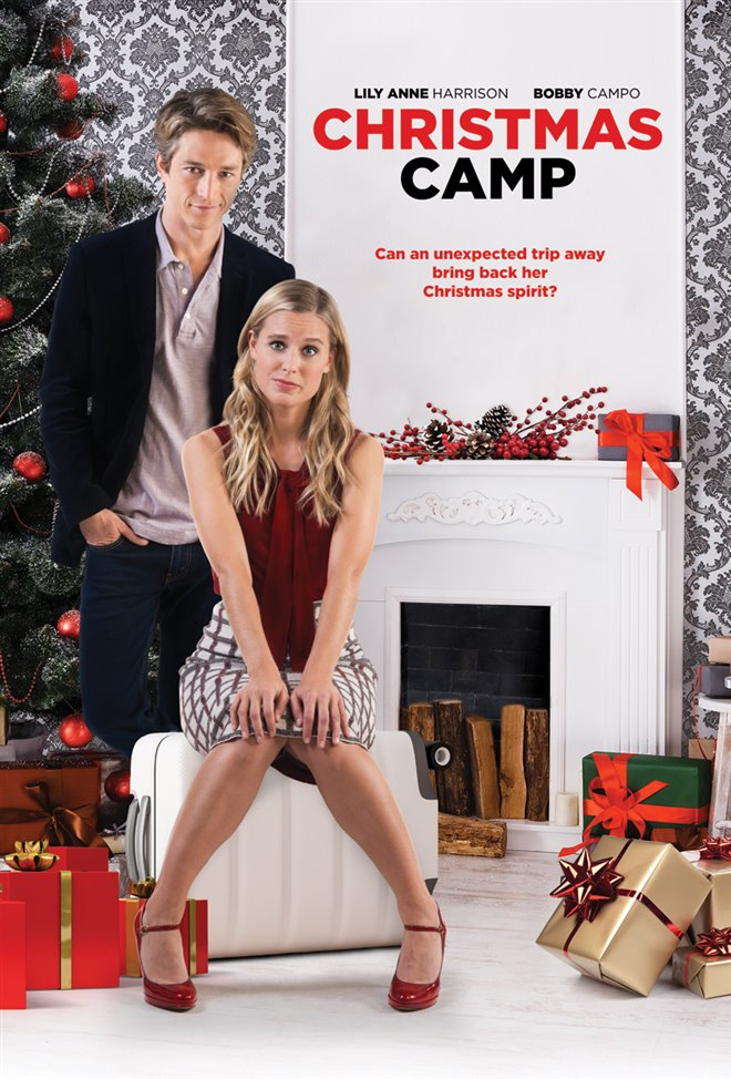 Preview Christmas Camp Part Of Gold Crown Christmas In July On Hallmark Movies Has All The Feels Hallmarkmovies Trailer Christmascamp Rcr News Media