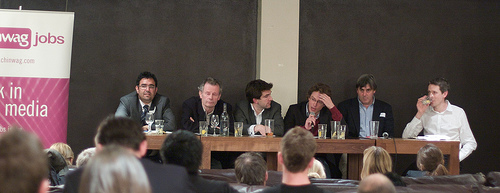 Chinwag Live Freeconomics Panel