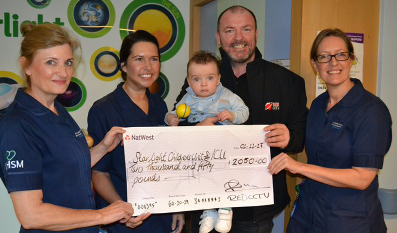 Red-CCTV-raise-funds-for-the-Manchester-University-NHS-Foundation-Trust-with-charity-golf-day