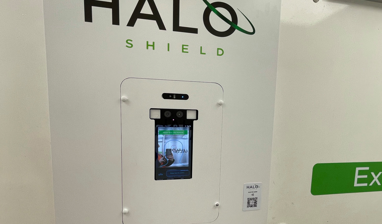 Red-CCTV-launch-Halo-Access-A-Pod-contactless-site-security-solution-3
