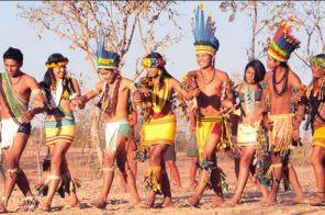 I Jogos Indigenas festa