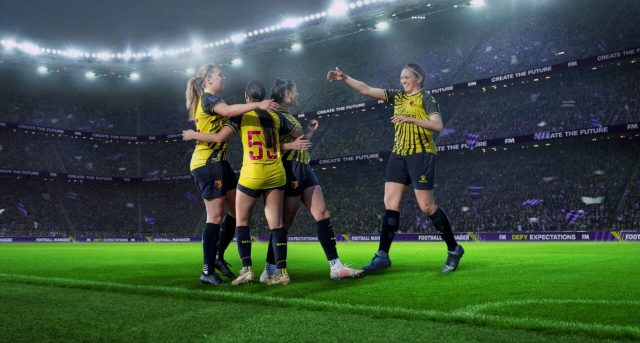 Football Manager Introduces Women's Football