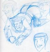 Lacy doodles