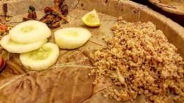 Traditional Marwadi dinner