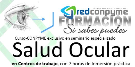 curso Salud Ocular exclusivo conpyme