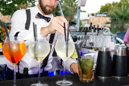 curso cocteleria profesional Madrid