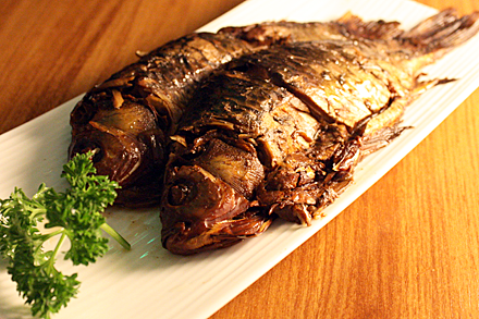 Cold Braised Carp